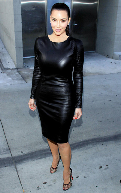 The Growing Trend of Leather Dresses