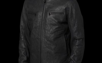 Leather Jackets: Out with the Old and in with the New