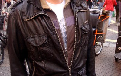 9 Style Tips for Leather Jackets