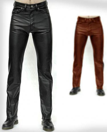 9 Reasons Why Leather Trousers Rock