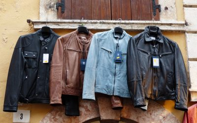 8 Reasons  to Invest in a Leather Jacket