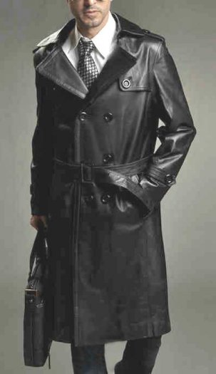 Leather Long Coats 101